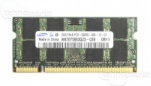 Память для ноутбука Original SAMSUNG  DDR2-667 PC2-5300 2GB SO-DIMM (M470T5663QZ