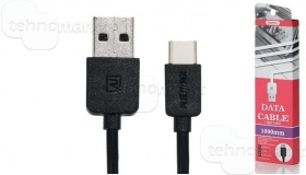 USB кабель USB-TYPE-C REMAX (Light) RC-006a круг